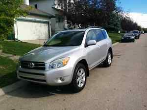 2008 Toyota RAV4 Limited Priced to Sell