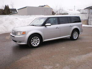 2010 Ford Flex SEL AWD - 7 PASSAGERS - 152 978 KM - CLEAN CLEAN