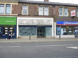 SHOP & PREMISES TO LET **WALLSEND**