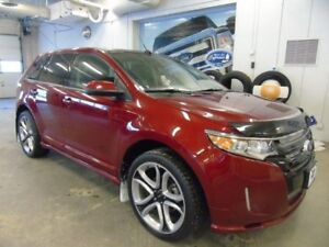 2013 Ford Edge Sport (Bluetooth, Nav, Panoramic Roof)