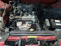 Nissan Almera 1.8 Engine Breaking For Parts (2003)