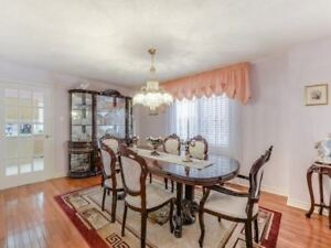 FABULOUS 4+1Bedroom Detached House @ MISSISSAUGA $1,085,000