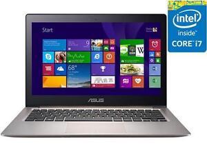 "Asus ZenBook Pro 15.6"" TOUCH INTEL i7 CPU, 8GB RAM, 1TB HD, 940M"