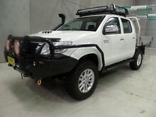 2014 Toyota Hilux KUN16R MY14 SR Double Cab 5 Speed Manual Utility Miller Liverpool Area Preview