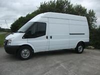 FORD TRANSIT 2.2 350 H/R 1d 124 BHP (white) 2012