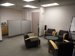 to Sublet the office space near 401 and Dixie, Mississauga