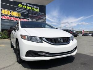 2013 Honda Civic Sdn DX