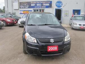 2008 Suzuki SX4 Fstbk| NO ACCIDENTS| NO RUST| MUST SEE