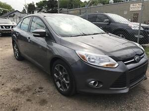2013 Ford Focus SE FlexFuel Auto, Clean---- $0 DOWN FINANCING