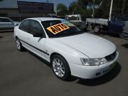 2003 Holden Commodore VY Executive White 4 Speed Automatic Sedan New Lambton Newcastle Area Preview