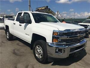 2015 Chevrolet Silverado 2500HD - Double Cab - 4x4