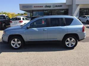 2014 Jeep Compass ***Extended Warranty, Htd Seats,24K Only*** London Ontario image 9