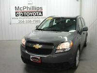 2012 Chevrolet Orlando LS for sale in Winnipeg! Seats up to 7!