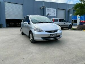 2003 Honda Jazz VTi Silver 7 Speed CVT Auto Sequential Hatchback Newport Hobsons Bay Area Preview