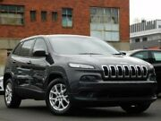 2014 Jeep Cherokee KL Sport Grey 9 Speed Sports Automatic Wagon Preston Darebin Area Preview