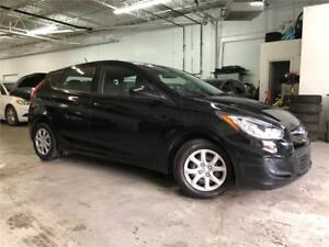 2014 HYUNDAI ACCENT **35000 KM**  AUT/AC/BLUET/GR-ELECTRIC...