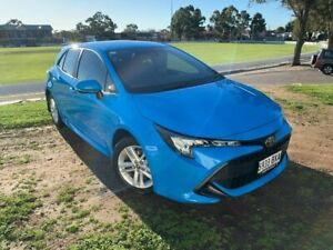 2018 Toyota Corolla Mzea12R Ascent Sport i-MT Blue 6 Speed Manual Hatchback Prospect Prospect Area Preview