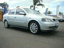 2003 Holden Astra TS MY03 CDX Silver 4 Speed Automatic Sedan Heatherton Kingston Area Preview