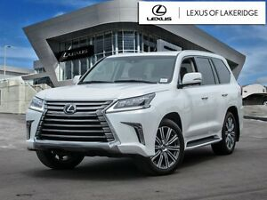 2017 Lexus LX 570 One Owner, No Accidents, Rare Vehicle