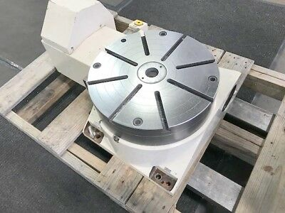 Tsudakoma 16 Cnc Rotary Table 4-axis Model Ry-401 New 2005. Excellent Condition