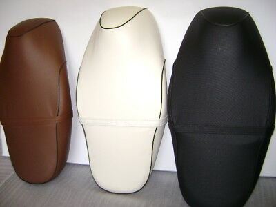 Sitzbank Sattel Sitz in schwarz ZNEN Casabike  Roller Motorroller Retro China   (Motorroller Sitz)
