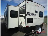 2015 PUMA 30 RKSS TRAVEL TRAILER