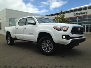2018 Toyota Tacoma SR5 4x4 Double Cab 140.6 in. WB