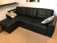 Sofa - bed - perfect condition