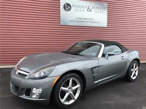 2007 Saturn Sky Red Line Convertible