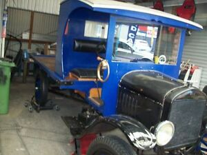 1920 Ford Model T Blue 2 Speed Manual Trayback Capalaba West Brisbane South East Preview