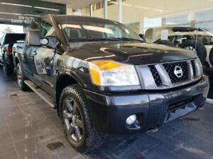 2012 Nissan Titan S, ACCIDENT FREE, ONE OWNER