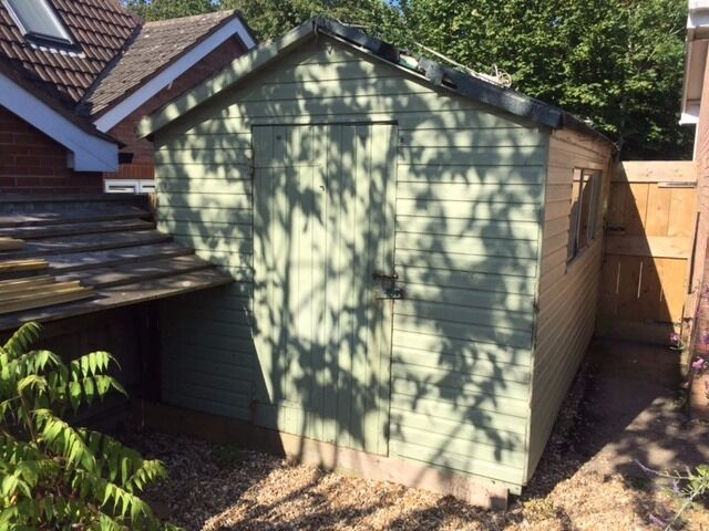 8'x 12' Secondhand shed for sale | in Exeter, Devon | Gumtree