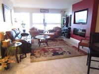 Gorgeous two bedroom condo, move in ready. Harbour view!!!!