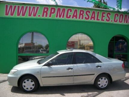 2002 Toyota Camry MCV36R Altise Silver Mint 4 Speed Automatic Sedan
