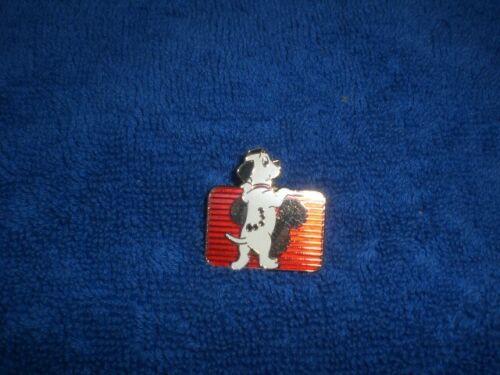 Disney Channel  101 Dalmatians  DALMATIAN PUPPY STANDING  Pin