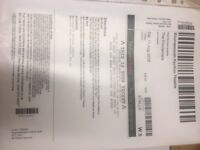 6 Tickets to watch the Proclaimers in Bournemouth Sat 6th Aug 2018