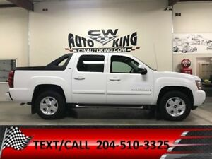 2009 Chevrolet Avalanche Z71 /Leather/Roof/Rear Camera/Finance