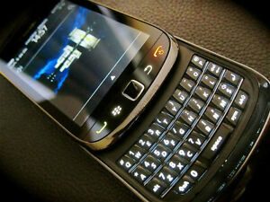 Blackberry torch selling for parts. Touch control doesn't work.