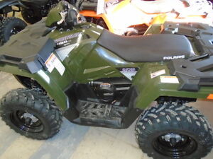 Polaris Sportsman 450 HO ATV- Only $57 biweekly / $500 down