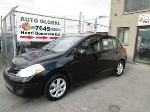 Nissan Versa SL, HATCHBACK,AUTOM,/AIR/GR ELECTRIC, MAGS! 2011