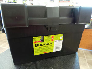 Quick Cables - Group 24-31 Battery Box