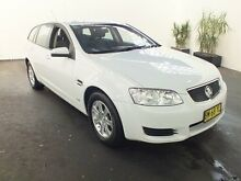 2011 Holden Commodore VE II Omega Heron White 6 Speed Automatic Sportswagon Clemton Park Canterbury Area Preview