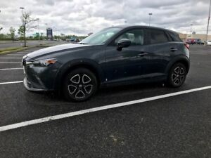 Mazda CX3 GX Bas millage + options A1