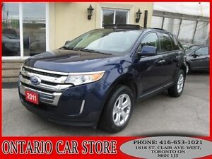 2011 Ford Edge SEL NAVIGATION LEATHER PANO.SUNROOF