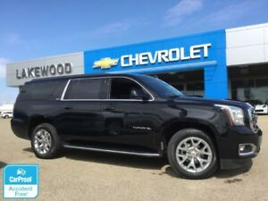 2017 GMC Yukon XL SLT 4x4 (Nav,Heated Leather,WI-FI)