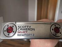 Scotty Cameron Newport 2 - 33 inches