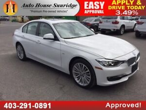 2013 BMW 3-Series 328i xDrive AWD NAVI BCAM