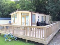 Cheap luxury static caravan St Minver, Nr Rock, Padstow, Cornwall