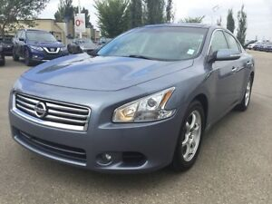 2012 Nissan Maxima SV Accident Free,  Leather,  Heated Seats,  B