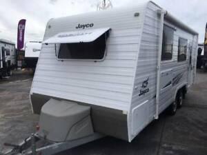 Jayco Starcraft 19.61- Gateshead Lake Macquarie Area Preview